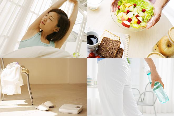 睡眠不足を解消する、6つの基本行動