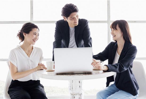 営業研修で、顧客価値を創り出せる営業人材の育成を目指す