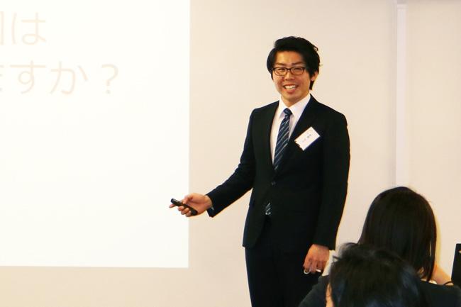パートナー講師の皆さんへの「学びと交流の機会を提供する」アルヴァスデザイン謝恩会レポート 石井プレゼン