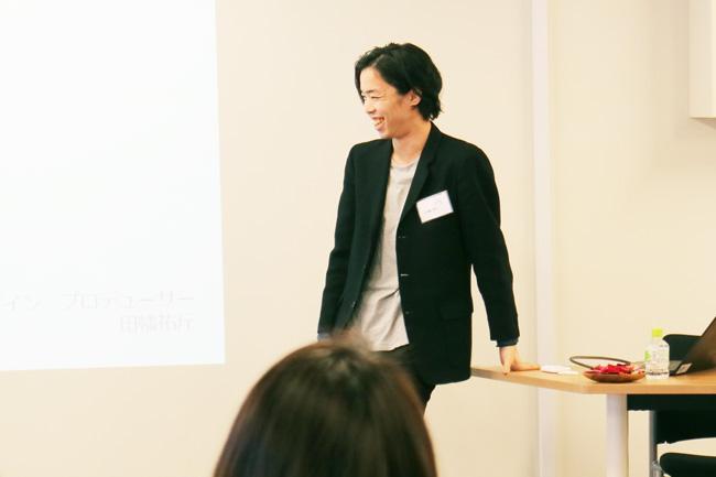 パートナー講師の皆さんへの「学びと交流の機会を提供する」アルヴァスデザイン謝恩会レポート 田幡プレゼン